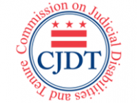 Commission on Judicial Disabilities and Tenure logo